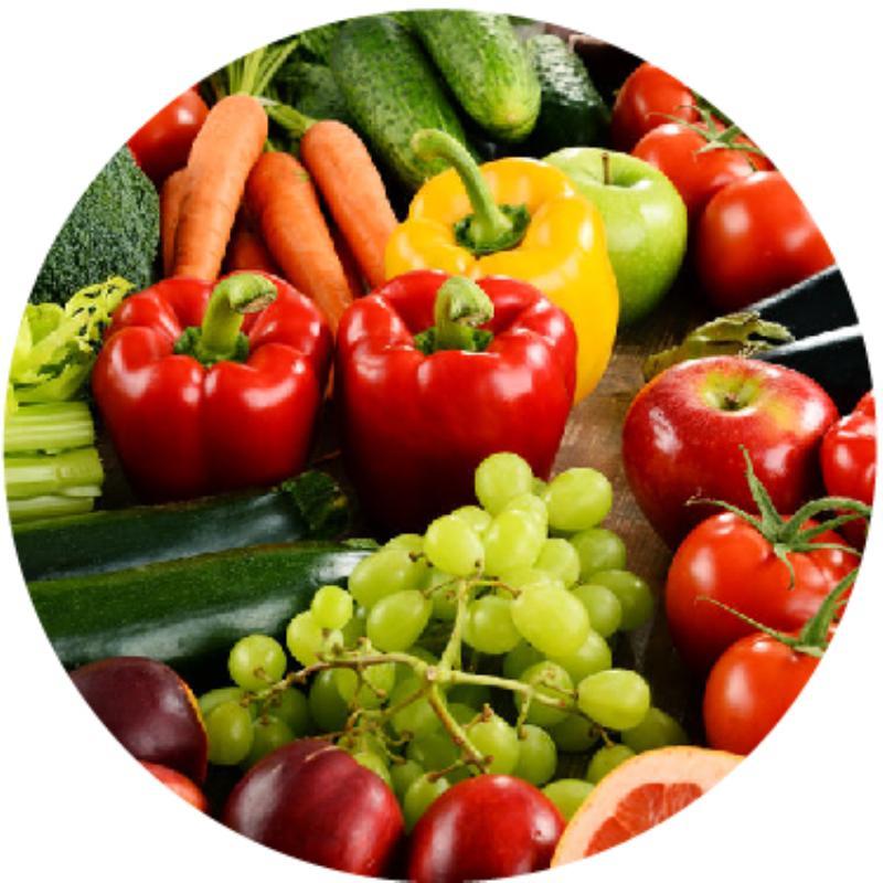冷凍蔬菜類